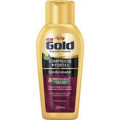 Condicionador Compridos + Fortes  Niely Gold 200ml