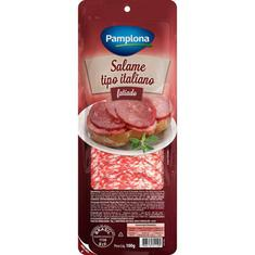 Salame Italiano Fatiado Pamplona 100g