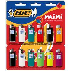 Isqueiro Mini Bic 12un