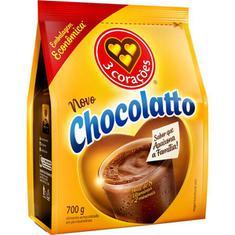 Achocolatado em Pó Chocolatto 3 Corações 700g