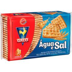 Biscoito Água e Sal Cream Cracker Galo 360g