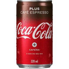 Refrigerante Plus Café Espresso Coca-Cola 220ml