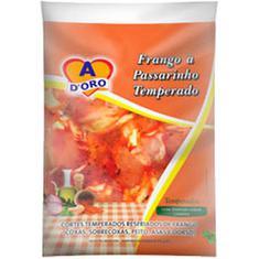 Frango à Passarinho Temperado Ad'oro 1Kg