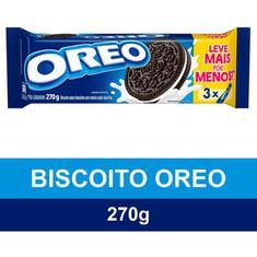 Biscoito Recheado Original Oreo 3unX90g