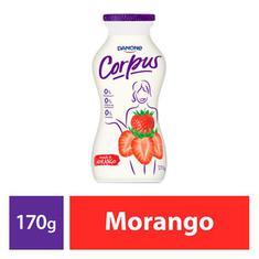 Iogurte sem Lactose sabor Morango Corpus Danone 170g
