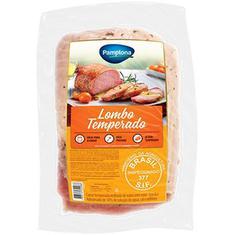 Lombo Suíno Temperado Pamplona 1,1Kg