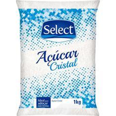 Açúcar Cristal Select 1kg