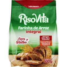 Farinha de Arroz Integral Risovitaa 1kg