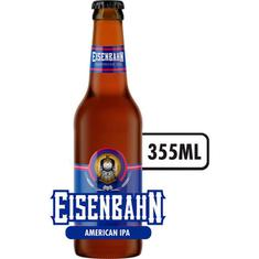 Cerveja Premium American Ipa In Eisenbahn 355ml