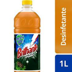 Desinfetante Pinho Brilhante 1L