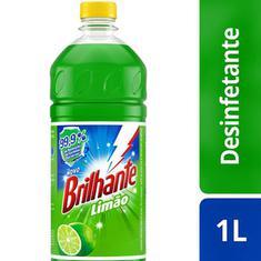 Desinfetante Limão Brilhante 1L