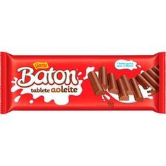 Chocolate Baton Tablete ao Leite Garoto 96g
