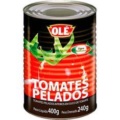 Tomate Pelado Inteiro Olé 240g