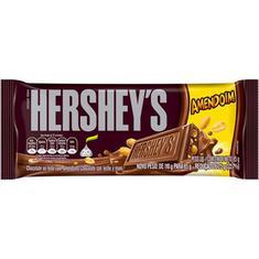Chocolate ao Leite com Amendoim Hershey's 85g