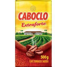 Café Extraforte a Vácuo Caboclo 500g