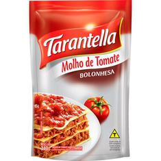 Molho de Tomate Bolonhesa Tarantela Sachê 340g