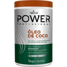 Creme de Tratamento Óleo de Coco Power 1kg