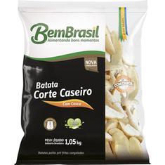 Batata Congelada Corte Caseiro Bem Brasil 1,05Kg