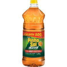 Desinfetante Original Pinho Sol Leve 1,750 Pague 1,250ml