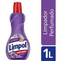 Limpador Perfumado Seduction Limpol 1L