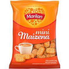 Mini Biscoito Maizena Marilan 350g