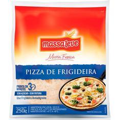 Pizza de Frigideira Massa Leve 250g