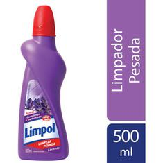 Limpador Multiuso Lavanda Limpol 500ml