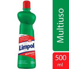 Limpador Multiuso Limão Limpol 500ml