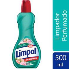 Limpador Perfumado Romance Limpol 500ml