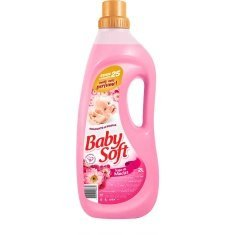 Amaciante Baby Soft Rosa 2L