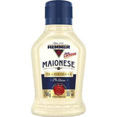 Maionese Zero Lactose Hemmer 290g