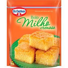 Mistura para Bolo Milho Cremeso Dr. Oetker 400g