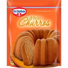 Mistura para Bolo Churros Dr. Oetker 450g