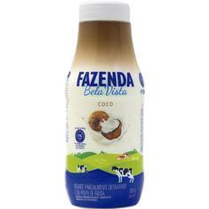Iogurte Sabor Coco Fazenda Bela Vista 500g