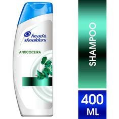 Shampoo Head & Shoulders Anticoceira 400ml