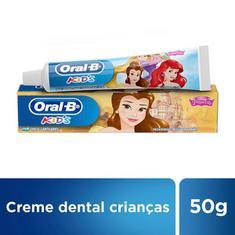Creme Dental Princesas Oral B 50g