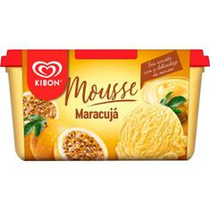 Sorvete Mousse de Maracujá Kibon 1,3L