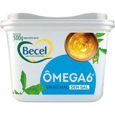 Margarina Becel sem Sal 500gr