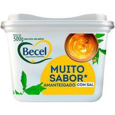 Margarina Becel com sal sabor Manteiga 500gr