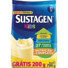 Suplemento Alimentar Kids sabor Baunilha Sustagem Leve 700g Pague 500g