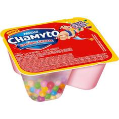 Bebida Láctea sabor Morango com Cereais Coloridos Chamyto 130g
