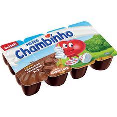 Petit Suisse Sabor Chocolate Chambinho 320g
