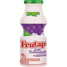 Leite Fermentado com Suco de Uva Frutap 170g