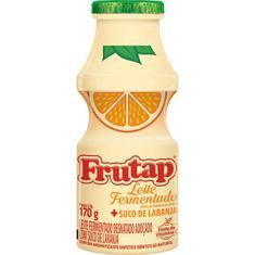 Leite Fermentado com Suco de Laranja Frutap 170g