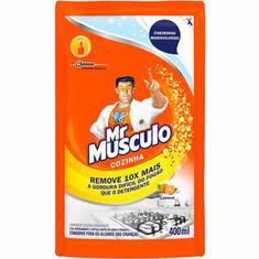 Limpador de Cozinha Refil Mr Músculo 400ml
