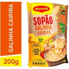 Sopão Galinha Caipira Maggi 200g