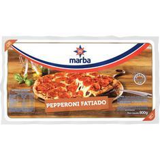 Pepperoni Fatiado Marba 800g