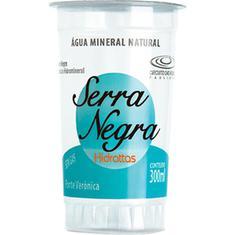 Água Mineral sem Gás Serra Negra 300ml