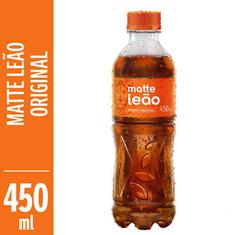 Chá Matte Natural Leão 450ml