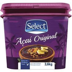 Açaí Original Select 3,6kg